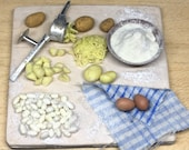 Italian traditional food ...
