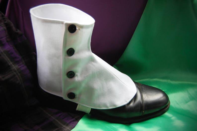 Joker spats cosplay costume