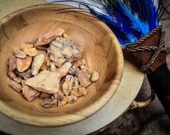 Siam Benzoin Resin Premium quality A+++, Spiritual Resin incense, sacred damar gum resin, ritual resin