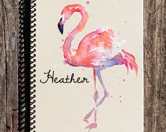Valentine\u2019s Gift Personalized Gift Gift for daughter Valentines friend Motivational Flamingo gift Be a Flamingo In a Flock Of Pigeons