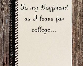College Boyfriend Etsy