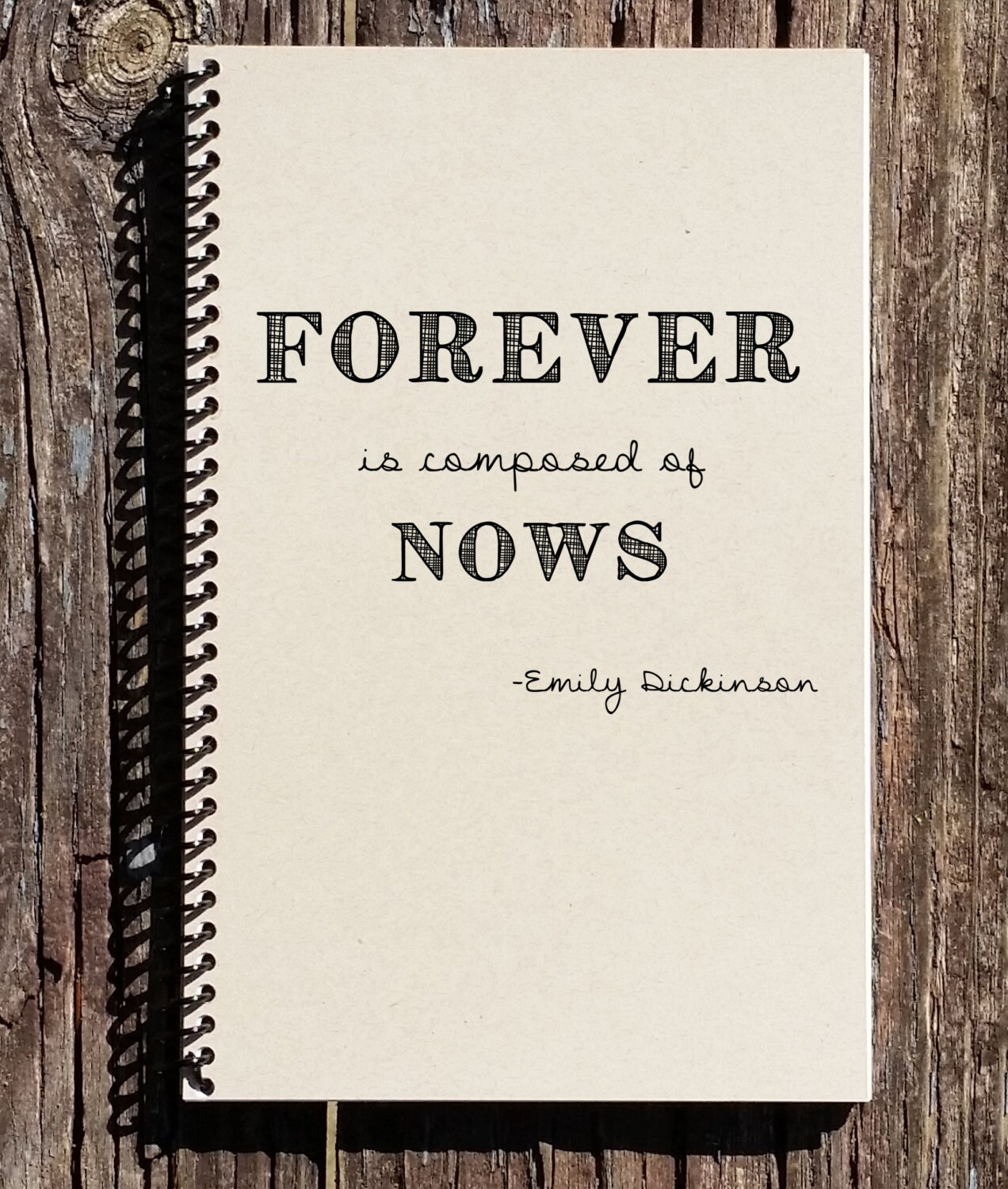 Inspirational Quotes About Failure: Emily Dickinson Quote Forever Is Composed Of Nows Emily