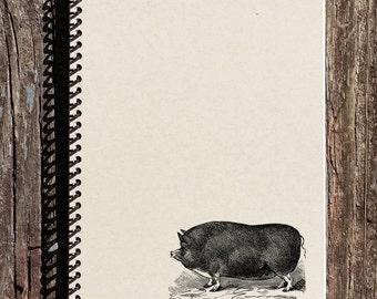 Pig Journal - Pig Notebook