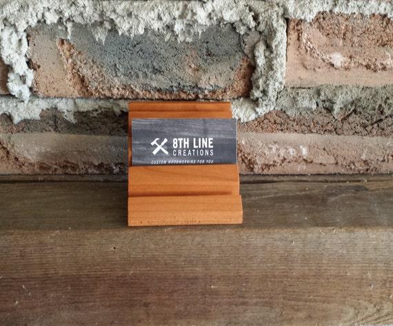 Plusieurs Carte De Visite Affichage Porte Cartes Daffaires Cadeau Minimaliste