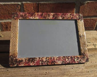 Snake Skin Frame Chalkboard