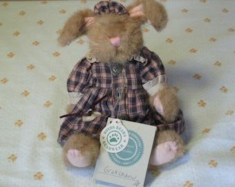 SALE*Boyd's Bears BearWear Gretchen the Hare