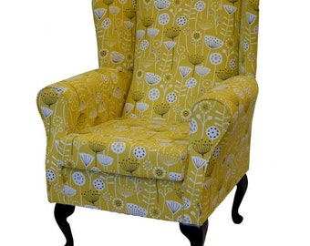 Enjoyable Occasional Chairs Etsy Best Image Libraries Counlowcountryjoecom
