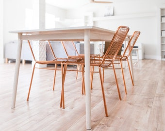 The Dining Table - White Ash