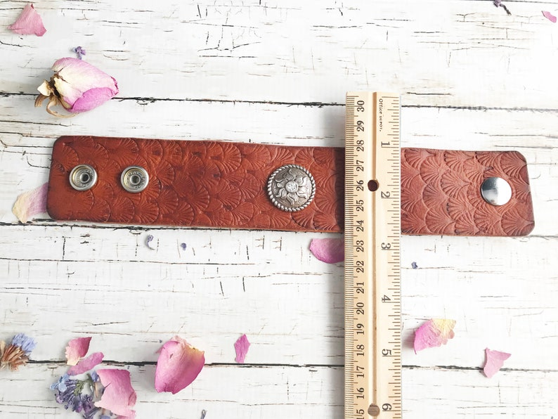 Leather Cuff Leather Anniversary for Her Leather Bracelets for Women Teen Valentines Day Gift for Her Leather Cuff Bracelets for Women