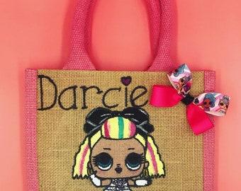 Lol Dolls Gift Bag Etsy