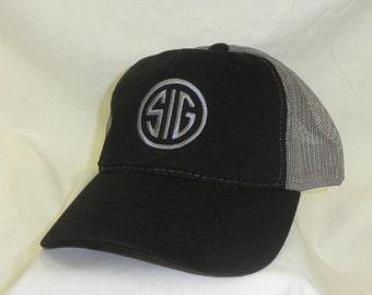 b3fac6e543b Sig Sauer Hat - SIG HAT - Sig Sauer - sig hat - sig ball cap