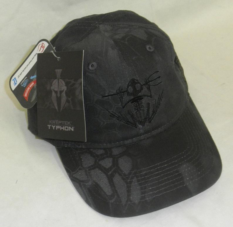 Punisher hat Kryptek Punisher hat Trident Hat Navy Seal  b07aece102d