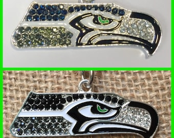 Seahawks Bling necklace