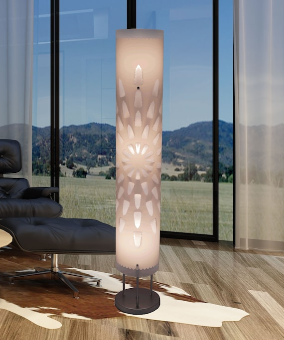 New Modern Contemporary Floor lamp ZK010L Decor Design for Living Family Bedroom