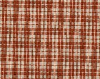 Lovely Tea Towel   100% Cotton   Dunroven House   K371 TC Terracotta/Cream