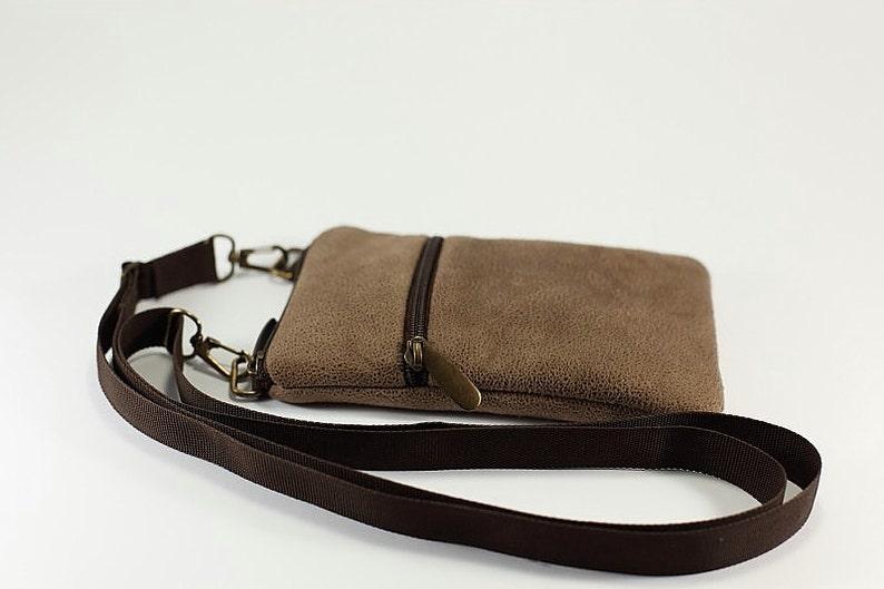 quality design 4ea13 4971f iPhone 8 / 8plus, iPhone X, Small Crossbody Bag, Bag iPhone 7, iPhone 7  plus, Cell phone small travel case, Passport bag, Airport bag