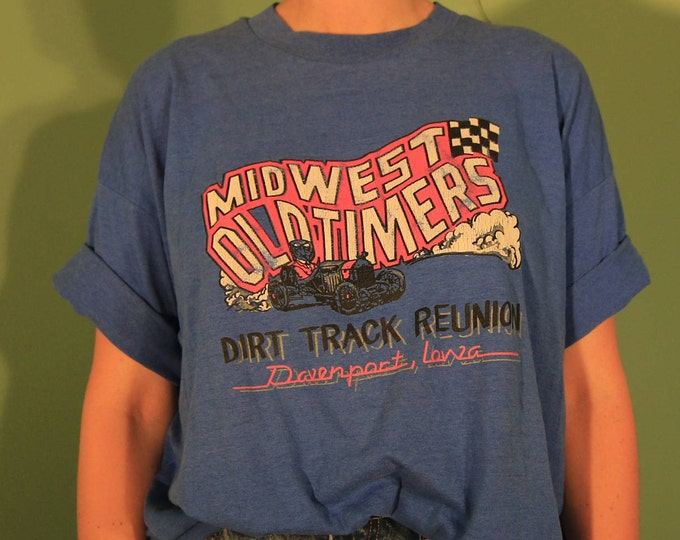 Vintage Midwest Old Timers T-Shirt
