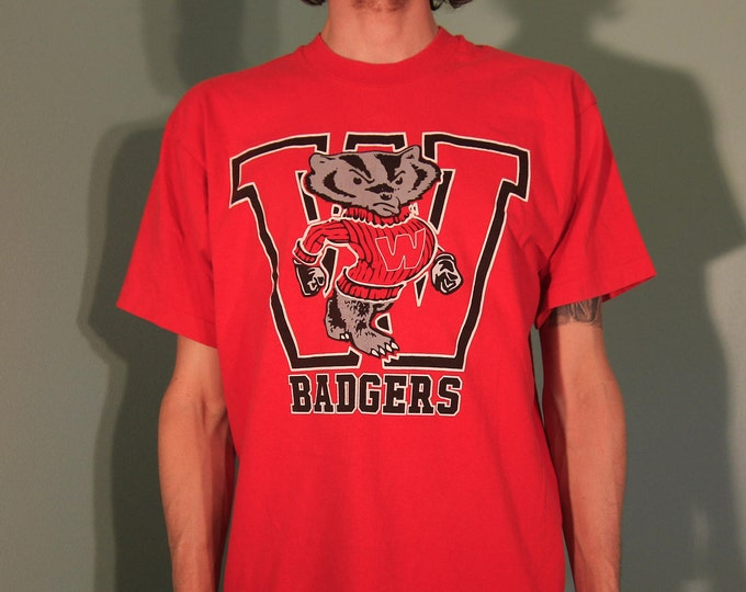 Vintage Bucky Badger T-Shirt