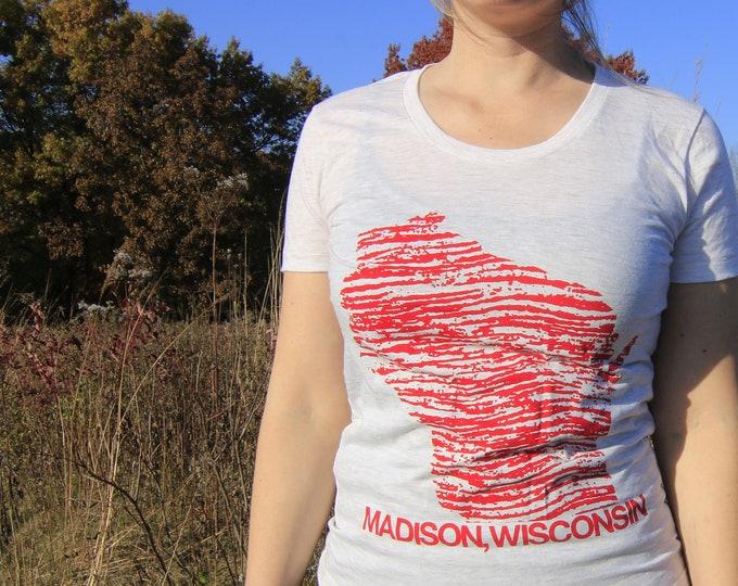 Madison Wisconsin Tee