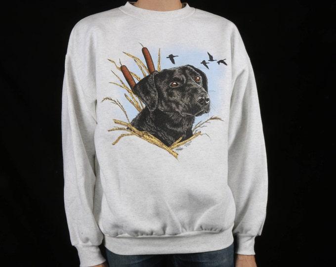Vintage Lab Sweatshirt