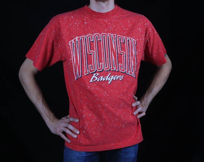 Vintage Dyed WI Shirt