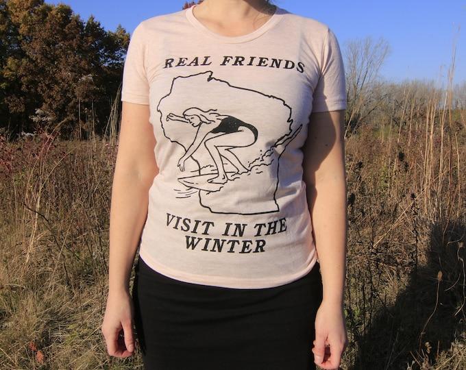 Real Friends Visit T-shirt