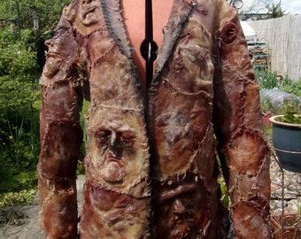 Human Skin Jacket