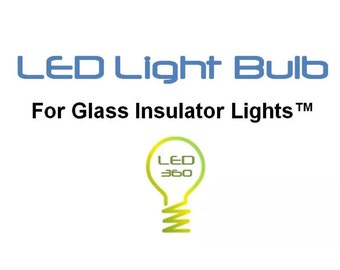 Insulator Light Bulbs