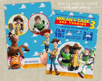 Birthday Party Digital Download | Toy Story