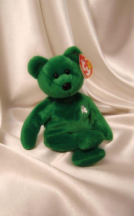 a0b79fd81c2 Erin Beanie Baby Ty Erin Beanie Baby Erin Beanie Baby Bear