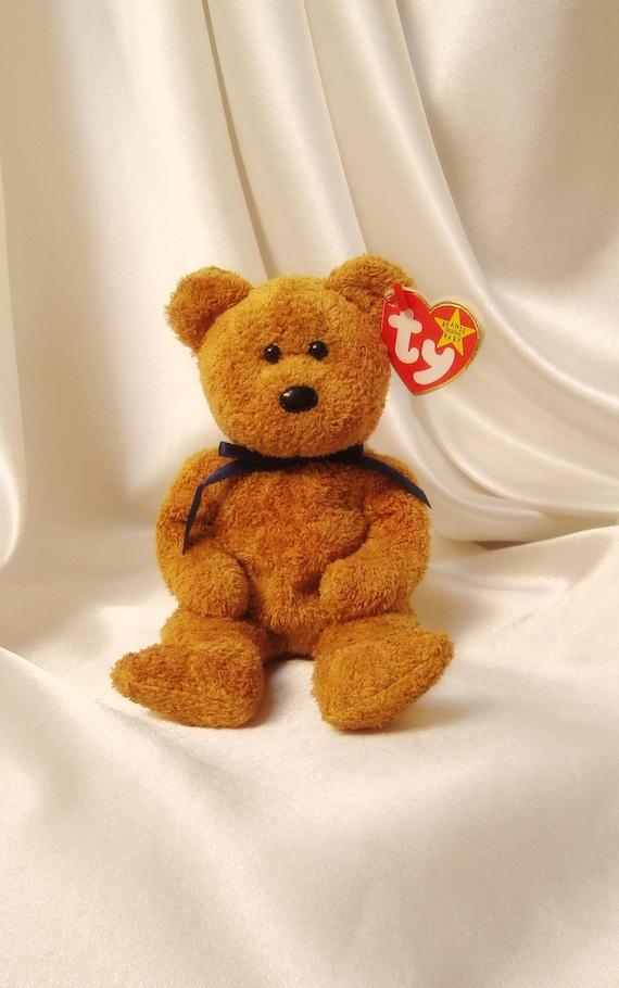 2e39a851ce3 Fuzz Beanie Baby Ty Fuzz Beanie Baby Fuzz Beanie Baby Bear