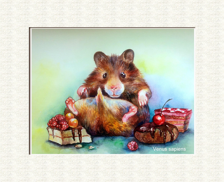 Hamster Ausverkauft