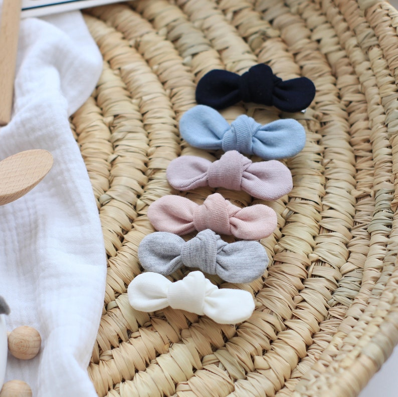 Toddler Hair Clip Newborn Bow MIX /& MATCH Baby Bow Clip Set Baby Bow Baby Hair Clip Set, Baby Girl Bow Clip