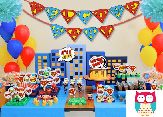 Pop Art Party Decorating Ideas