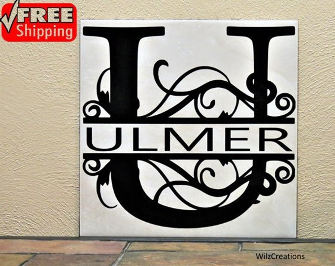 Name tile|Wedding Gift|Couples Gift|House Warming Gift|Home Decor|Entryway Gift|Personalized Gift|Anniversary Gift|Mementos