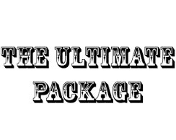 "Ultimate Lawn Game Package|Scoreboard w/ beverage holders|Giant 48"" Connect 4 Game