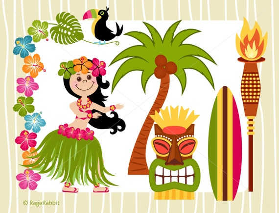 Tiki Cliparts, Stock Vector And Royalty Free Tiki Illustrations