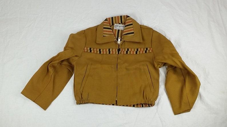 9ed84e957 Vintage Boyville Jacket As New Size 4 Sears Roebuck & | Etsy