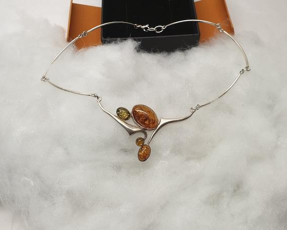 44cm Designer Necklace Link Chain Necklace Silver