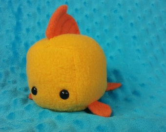 Qoobie Goldfish - made to order