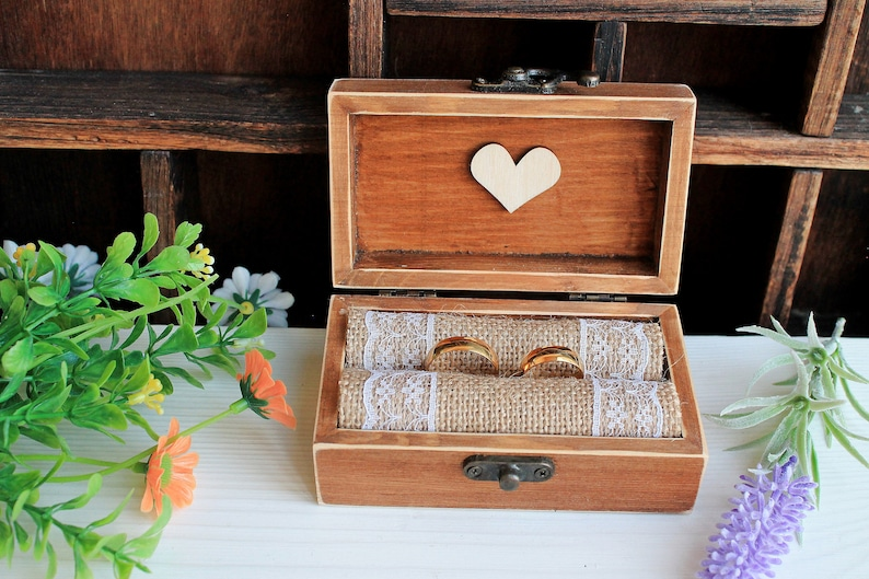 The Lord of the Rings box Tree Of Life box wedding ring box Tree of Gondor from Tolkien/'s Lord of the Rings box Wedding personalized box