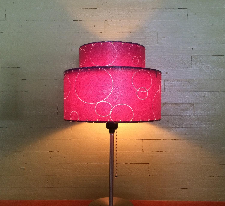 Mid Century Modern Style Fiberglass Lamp Shade 2t 40 0