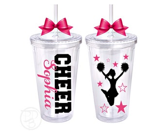 Cheer Gifts, Cheer Coach Gifts, Cheer Team Gifts, Cheerleading Gifts Personalized, Cheer Mom, Cheerleader, Cheer Water Bottle, Cheer Tumbler