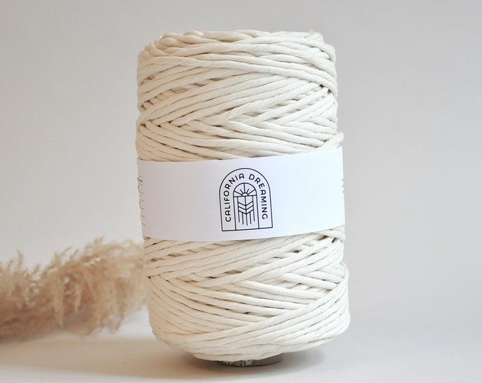 Soft Cotton Cord