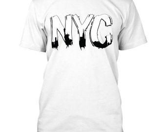 NYC NY Shirt - New York City - Skyline