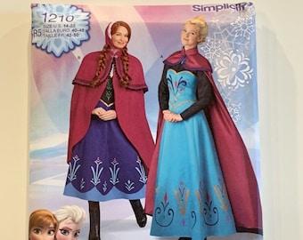 c062e8a8fa Elsa cape pattern | Etsy