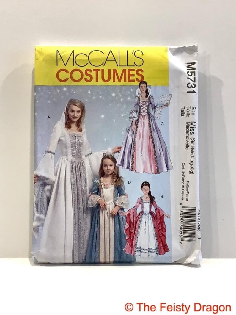 Sewing pattern Cinderella; Size S-XL