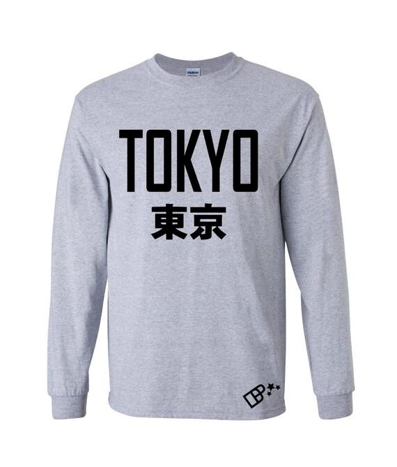 Tokyo by @DopePremium Vintage Very Rare Long Sleeve