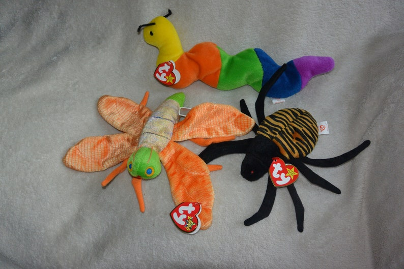 d17440f6769 Ty Beanie Baby Bug Collection