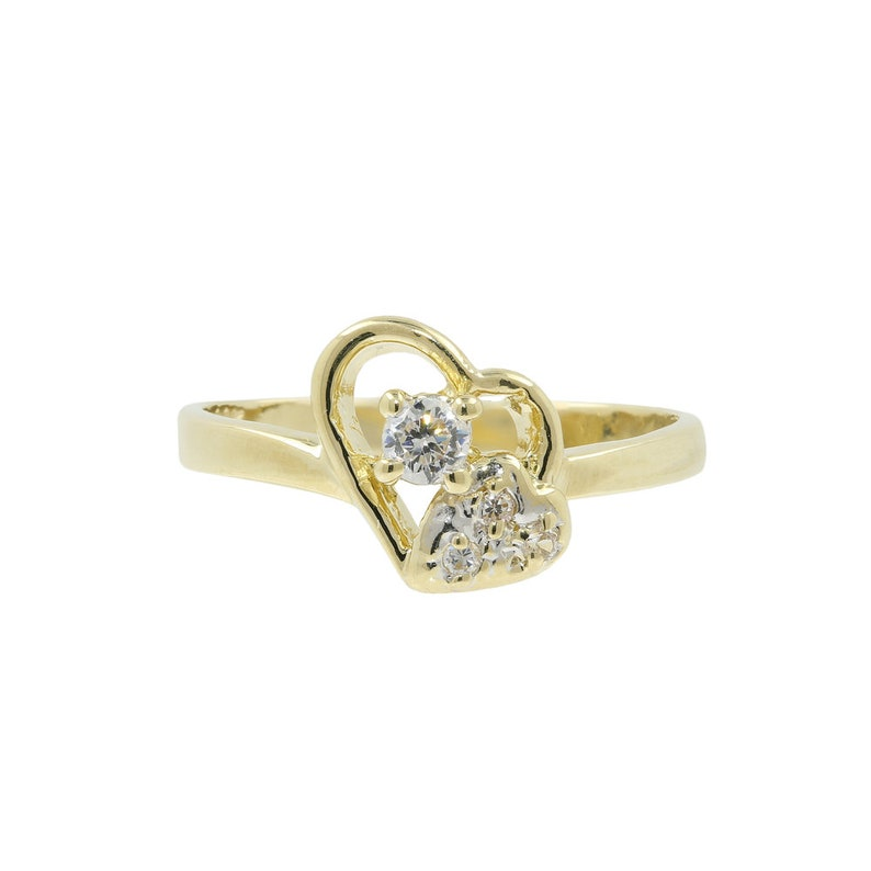 14 Ct Engagement Ring 0.75ctw Cz Solitair Yellow Gold Ring Other Fine Rings